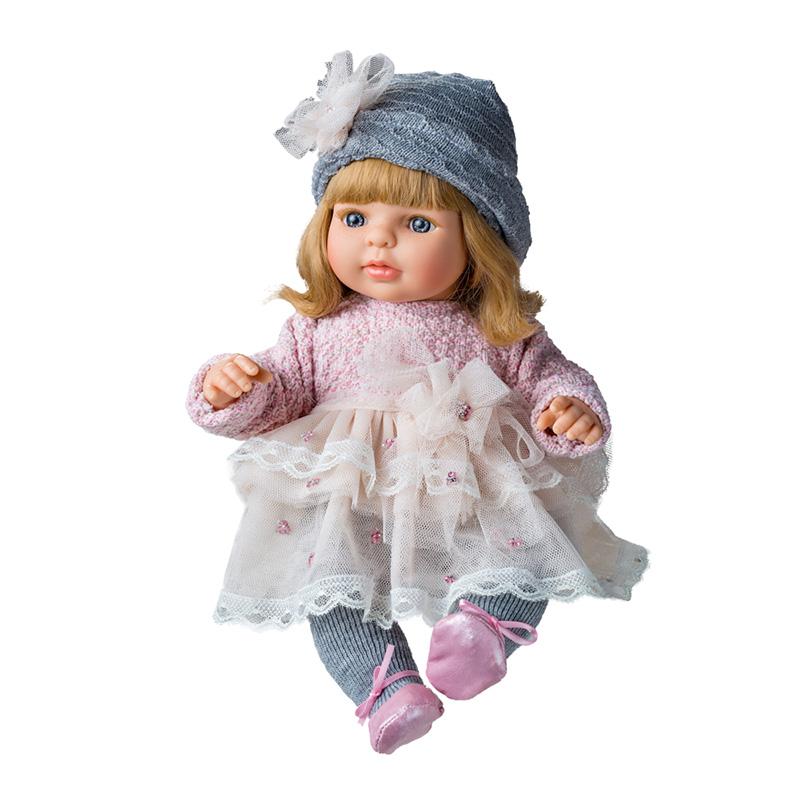 Кукла LAURA RUBIA , 40 см