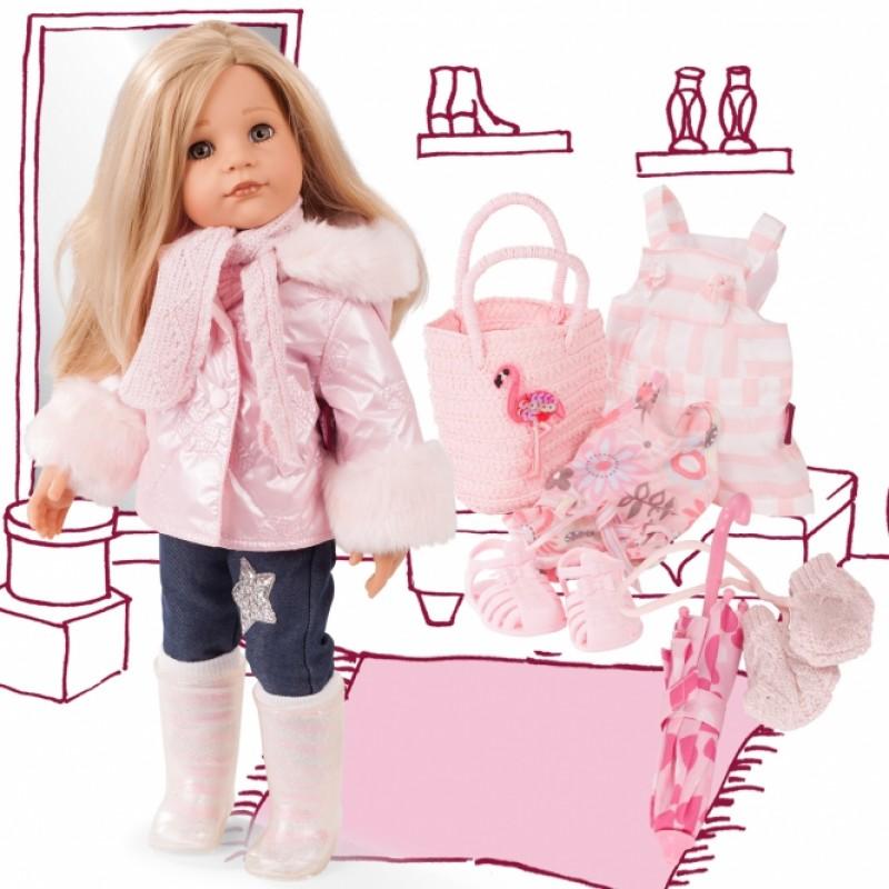 Кукла Gotz Ханна круглый год, 50 см