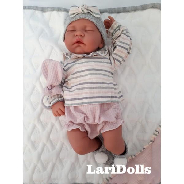 Кукла мягконабивная Luna, 40 см