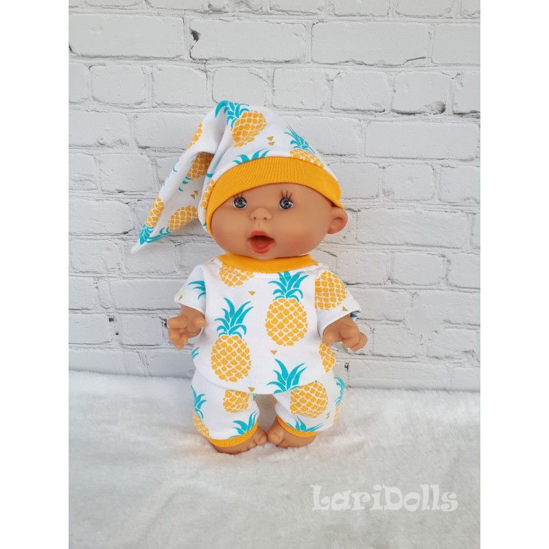 Пижама для пупсов Nines D Onil, 26 см